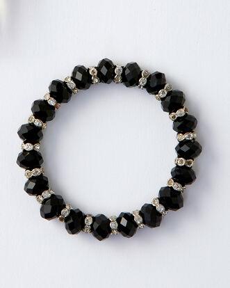 Elasticated Beaded Bracelet