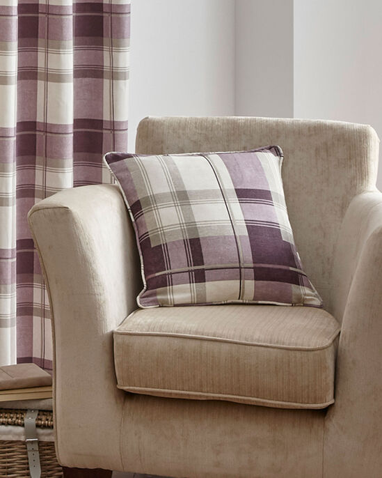 Balmoral Check Cushion Cover Pair