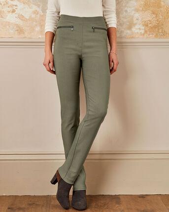 Super Stretchy Slim Leg Trousers
