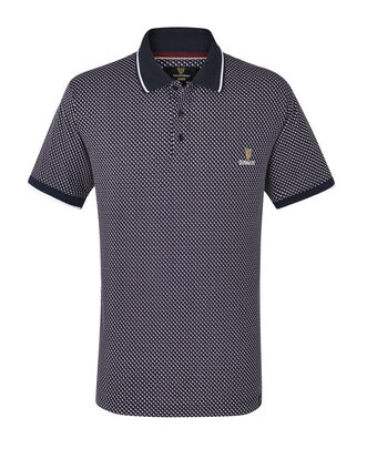 Guinness® Short Sleeve All-Over Printed Polo Shirt