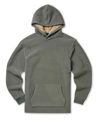 Luxury Hooded Fleece Top