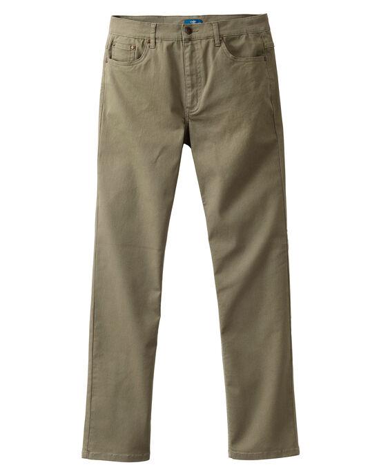 Men's Coloured Stretch Jeans