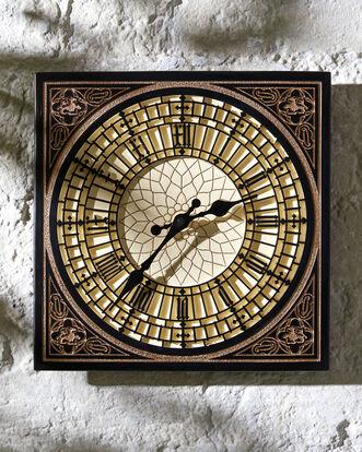 Little Ben Outdoor Clock