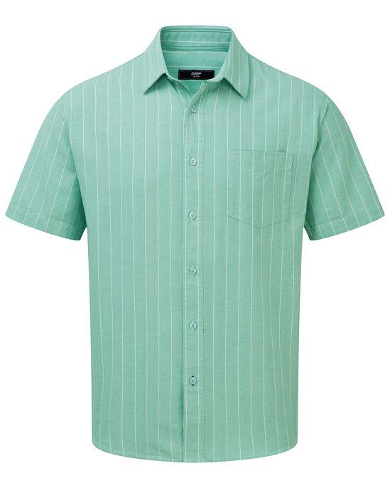 Herringbone Short Sleeve Shirt