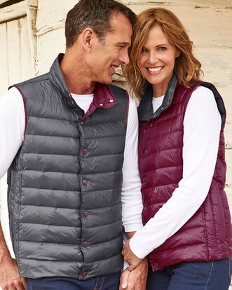 Showerproof Reversible Gilet