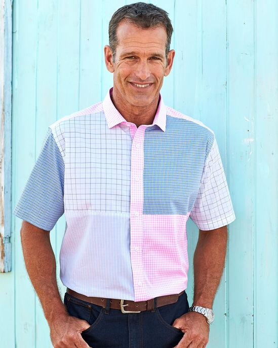 Short Sleeve Panelled Ultimate Shirt