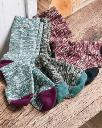3 Pack Cotton Rich Walking Socks