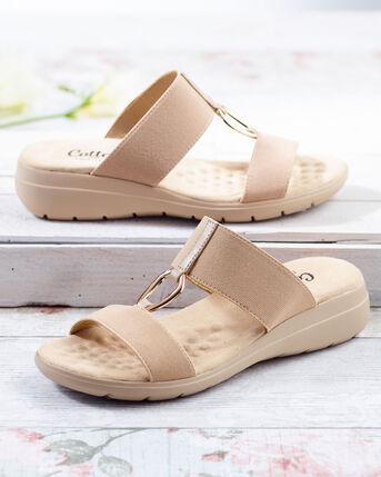 Comfort Mule Sandals