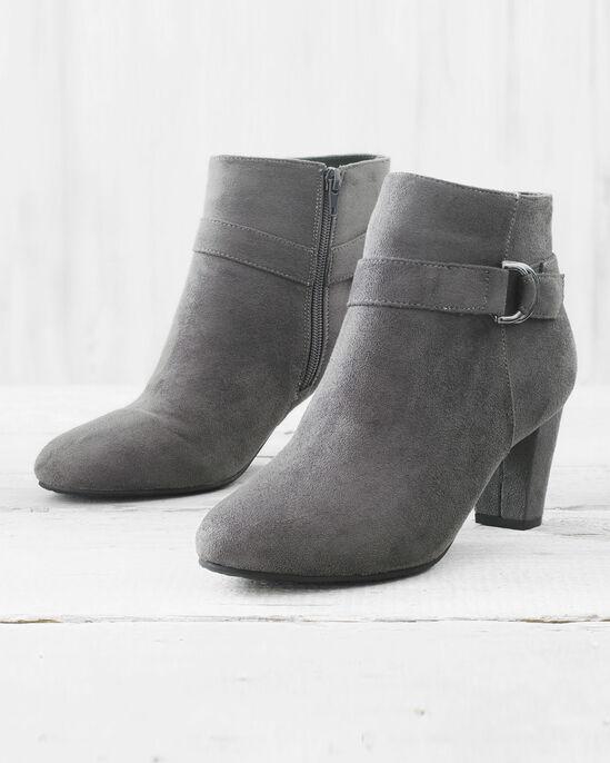 Comfort Heeled Boots