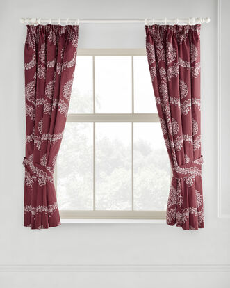 Palais 200 TC Pencil Pleat Curtains 66x72""