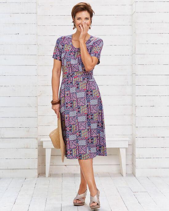 Easywear Print Dress
