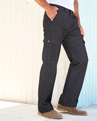 Cargo Jeans