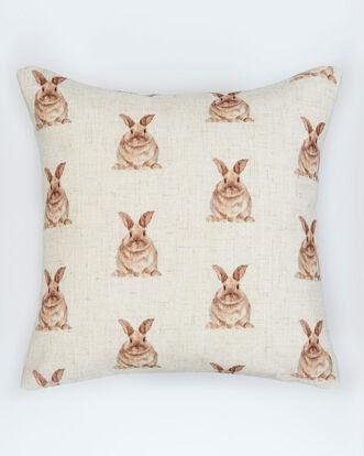 Ditsy Rabbit Cushion