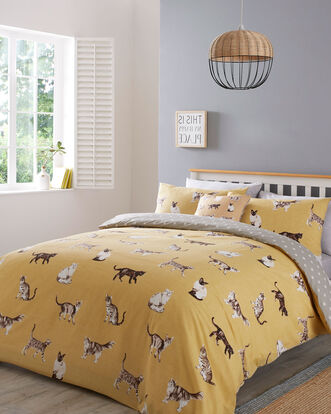 Cats Duvet Set