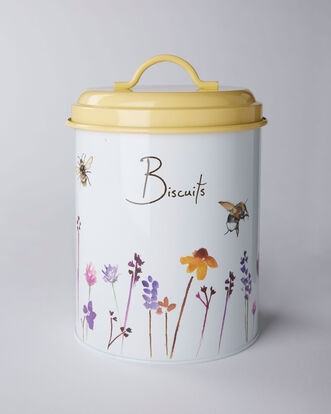 Busy Bee Biscuit Tin