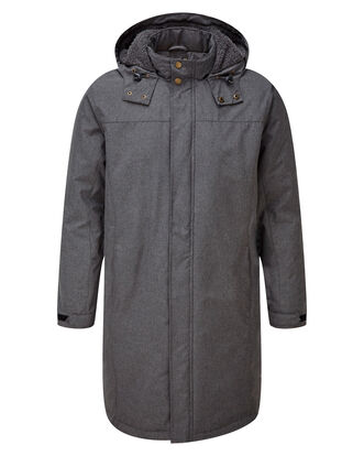 Showerproof Fleece Lined Coat