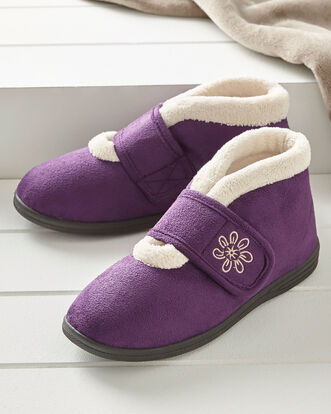 Adjustable Bootie Slippers