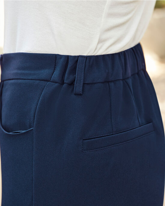 Luxury Pull-on Trousers