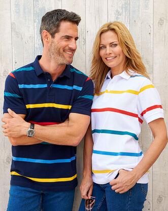 e6b3071a Women's Polo Shirts | Polo Shirts For Women - Cotton Traders