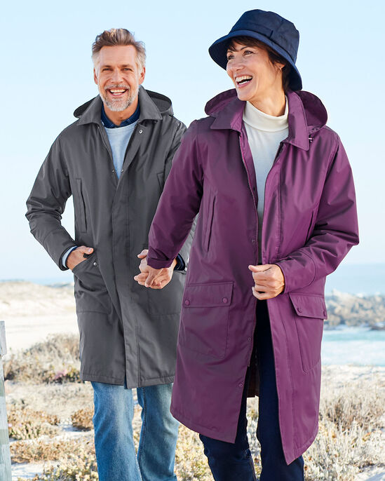 Lakeside Waterproof Coat