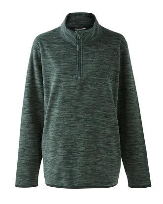 Luxury Marl Fleece Top