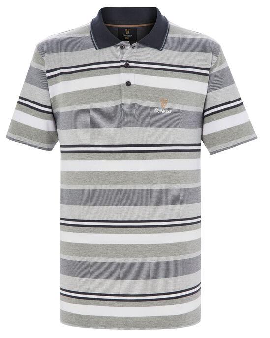 Guinness™ Short Sleeve Birdseye Polo Shirt