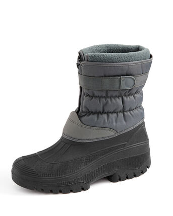 Highland Padded Boots