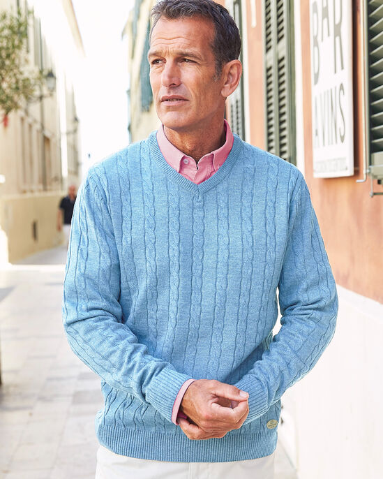 Luxury Cable Jumper