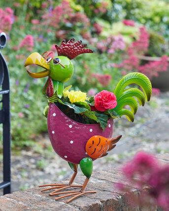 Polka Planter Ornaments
