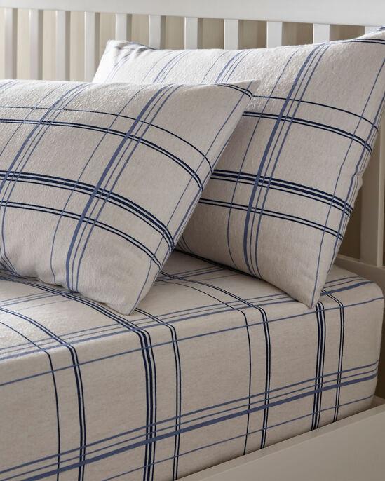 Lomond Brushed Cotton Deep Fitted Sheet & Pillowcase Set