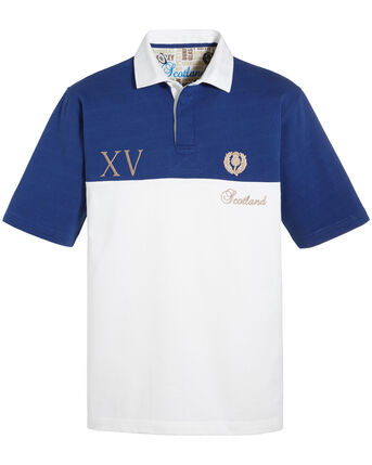 Scotland Classic Short Sleeve Rugby Shirt