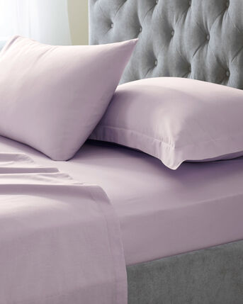 200 Thread Count Cotton Percale Flat Sheet