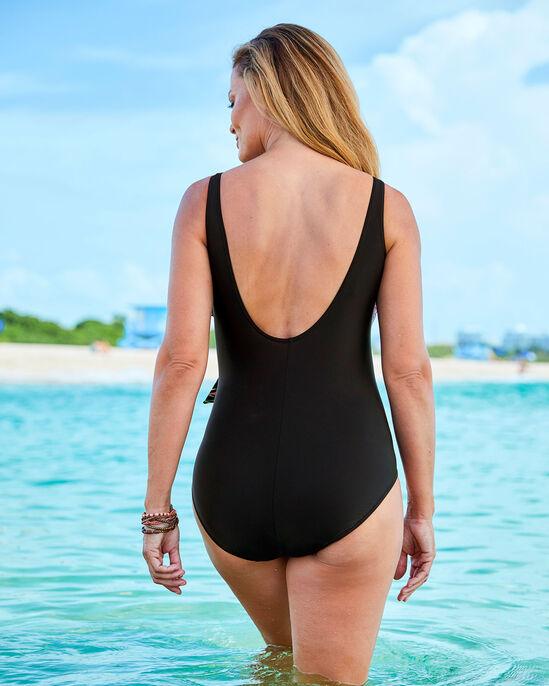 Tummy Control Printed Sensational Swimsuit