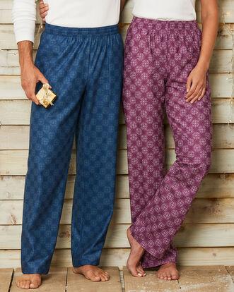 Printed Pyjama Bottoms