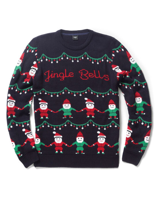 Crew Neck Christmas Jumper