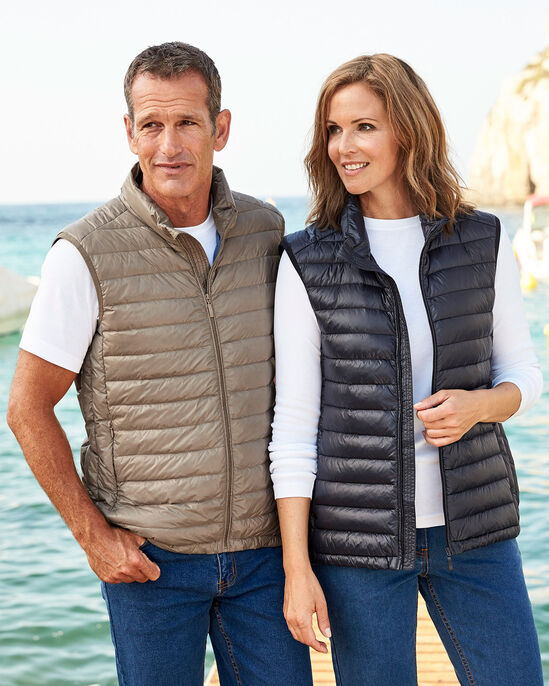 Ultra Lightweight Down Gilet