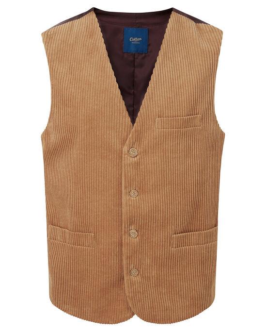 Cord Waistcoat