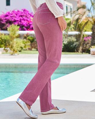 The Slim Leg Jeans
