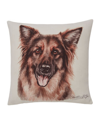 Waggy Dogz German Shepherd Cushion