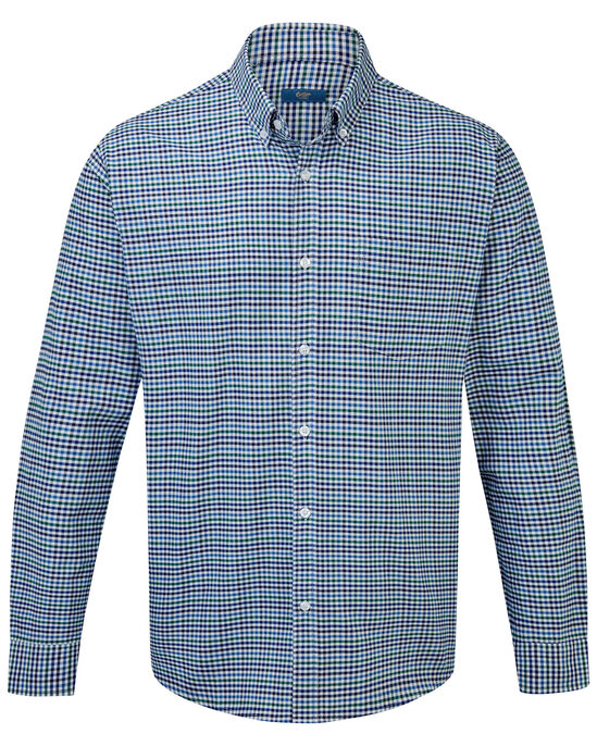 Long Sleeve Country Oxford Shirt