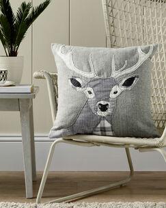 Stag Craft Cushion