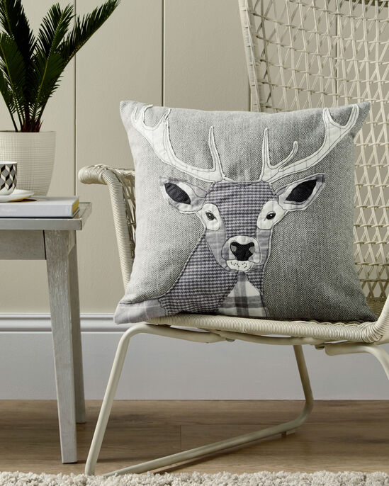 Stag Craft Cushion
