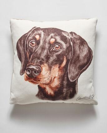 Waggy Dogz Doberman Cushion