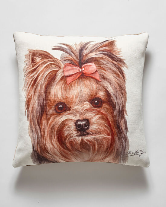 Waggy Dogz Yorkshire Terrier Cushion