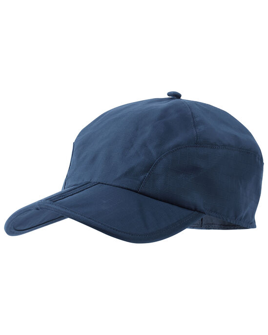 Ripstop Showerproof Foldaway Cap