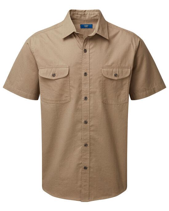 Short Sleeve Cotton Field Shirt