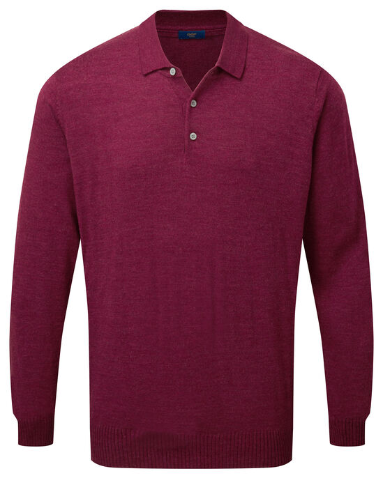 Luxury Polo Top