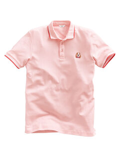 Short Sleeve Tipped Jersey Polo Shirt