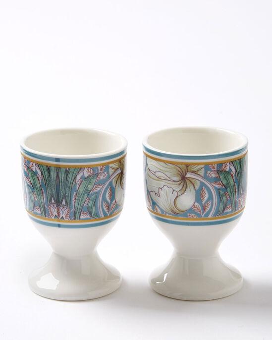 Set of 2 William Morris Pimpernel Egg Cups