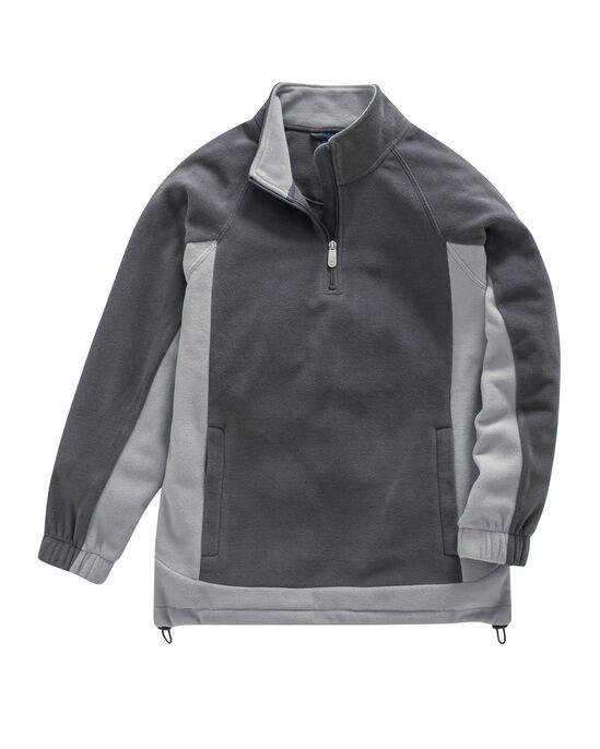 Highland Fleece Half Zip Top